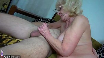 OldNannY Grandma Adult Toys Act Compilation 8分钟