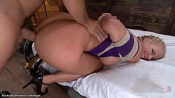 Curvy ass MILF anal bdsm fucked