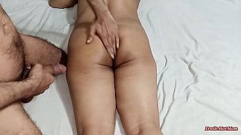 spanish pussy hard fucked with pornstar - erotic hot mom