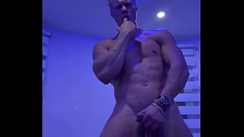 """Muscle Stripper Party Dance and Jerk off Big Cock <span class=""""duration"""">4 min</span>"""