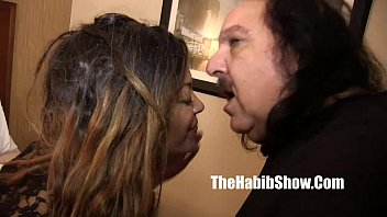 petite ho she cant handle bbc ron jeremy