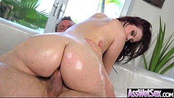 Hard Deep Anal Sex With Huge Butt Girl video-06