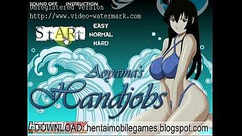 Aoyamas Handjobs - Adult Hentai Android Mobile Game APK