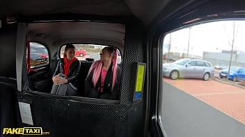 Fake Taxi Identical Sisters Lady Zee & Sandra Zee Fuck Euro Cabbie