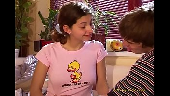 young legal teens - boy and girl just turned 18 years.mp4 porno izle
