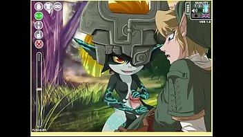 Link vs Midna
