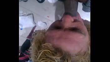 toothless crack whore toilet slut