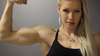 Sexy muscle girls dominatris - Sexy biceps