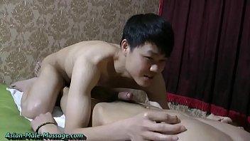 亞洲男性裸體按摩蘭亭Series01