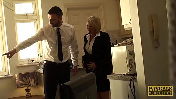 PASCALSSUBSLUTS - Busty MILF Amy dominated by Pascal White