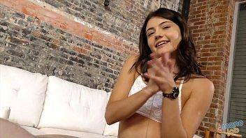 Adria Rae loves handjob 6 min