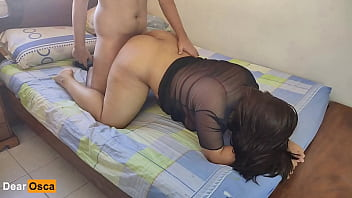 My STEPSISTER THICK ASS Loves Being FUCKED in Doggystyle