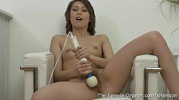 Female masturbation multiple orgasms Hairy femorg lady masturbates to multiple pulsing orgasms