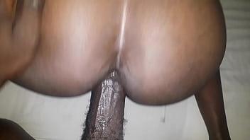 Big cock slim black africa 2 min