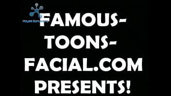 Famous-Toons-Facial Tt 0