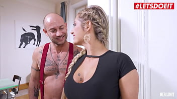 HER LIMIT - #Mia Linz #Mike Angelo - Awesome Rough Sex With A Big Booty Brazilian MILF 16 min