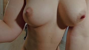 Creamy Pussy And Ass Superb Tits Close Up