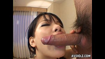 Sitting on a cock and she gets to orgasm so strong
