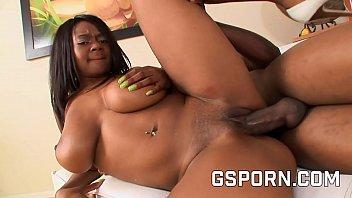A big black cock to fuck the sexy ebony b. Cakes