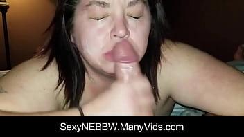 Sexy BBW New Years Fuck N Suck