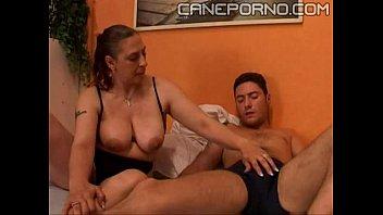 Mamma Tettona Con Il Figlio - Mom And Son I.