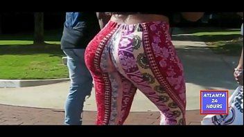 Megan Tha Stallion before Rap Game !!!! Candid Booty !!! ATLANTA24HOURS.COM