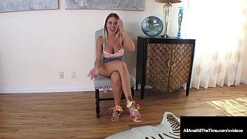 Ass To Mouth! Britney Amber Gets Her Tiny Butthole Banged!