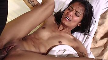 Married Asian Slut Viva Athena Savagely Fucked In front of Hubby BreakHerIn.com 41 sec