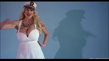 Captian Kelly Madison Wants All The Horny Seamen