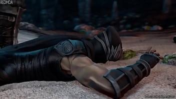 [Redmoa] Rachel Vs. Futa Orc 68 sec