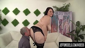 Fat ass fat pussy Steamy plumper alexxxis allure is fucked in her warm mouth and fat pussy