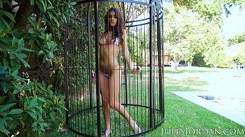 Jules Jordan - New Porn Starlet Dana Wolf Proves She Can Take Cock Like A Pro
