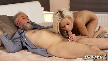Mother and crony's pal's step daughter first time Surprise your