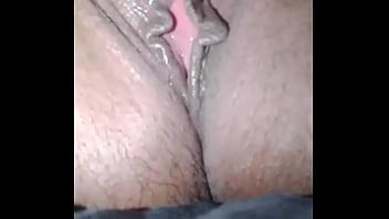 Delícia de siririca molhada