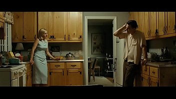 Kate and Leo get it on in the kitchen