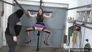 Pussy Fisted Hard 8 min