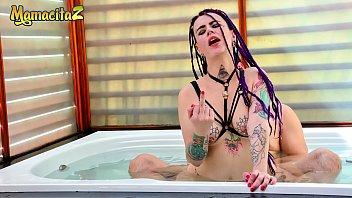 MAMACITAZ Hot Latina Raquel Ramos Has Amazing r Sex With Her Lover