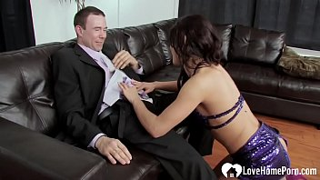 Sexy slut gets penetrated by her boss