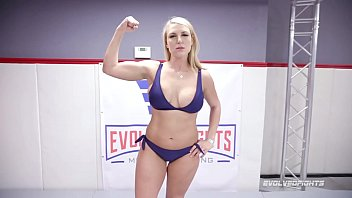 Hot Joslyn Jane takes BBC during mixed nude wrestling fight thumbnail