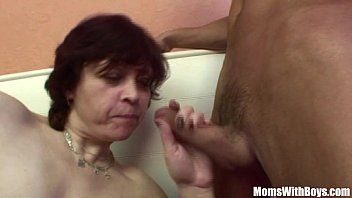 Stepson Having An Affair With His Redhead Stepmom 22 min