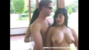 Filipino sex adventure - Pacinos adventures - all natural latinas on a cock