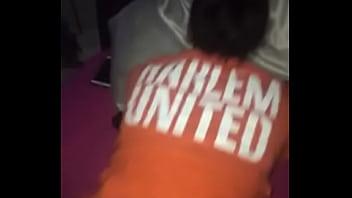 Fat Ass throwing it back pornhub video