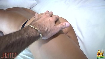 Cunning man creeps in and fucks fine busty s. Latin chick 26 min