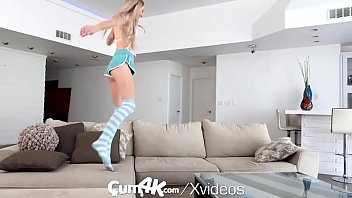 """""""ILL PAY RENT WITH MY PUSSY"""" WITH LILY LARIMAR CUM4K"""