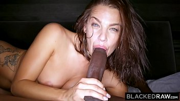 White wife black cock addict Blackedraw young wife is now addicted to black bulls