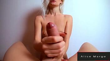 Big Amateur Cumshot Compilation! AliceMargo.com 14 min