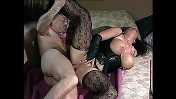 Black Lingerie Compilation - German Vintage Porn With Gina Colany Aka Tiziana Redford