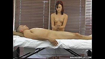 Cock Massage - Brandi Belle