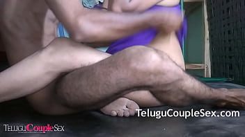 Telugu Aunty Real Indian Sex 10 min
