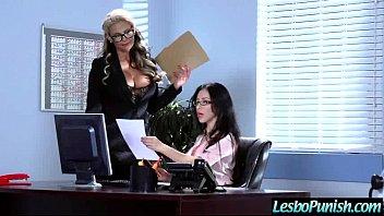 Hot Lesbo Get Sex Dildo Punish Action On Tape By Mean Lez (abella&phoenix) vid-03